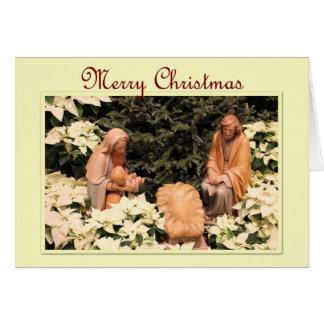 Paróquia católica de St Mary - Natal do comedoiro Cartão Comemorativo