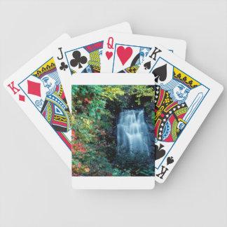 Parque da cachoeira baralho para poker