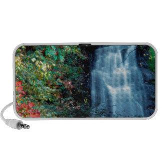 Parque da cachoeira caixinhas de som para notebook
