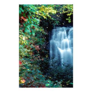 Parque da cachoeira papelaria personalizada