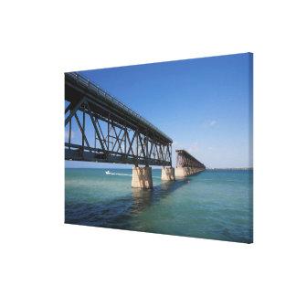 Parque estadual de Baía Honda, chaves de Florida,  Impressão Em Canvas