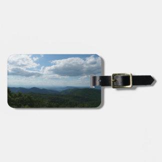 Parque nacional apalaches de montanhas II Etiquetas Para Bagagens