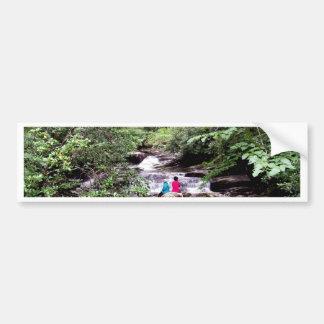 Parque nacional de Great Smoky Mountains dos Adesivo Para Carro