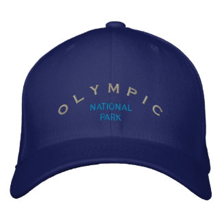 Parque nacional olímpico boné