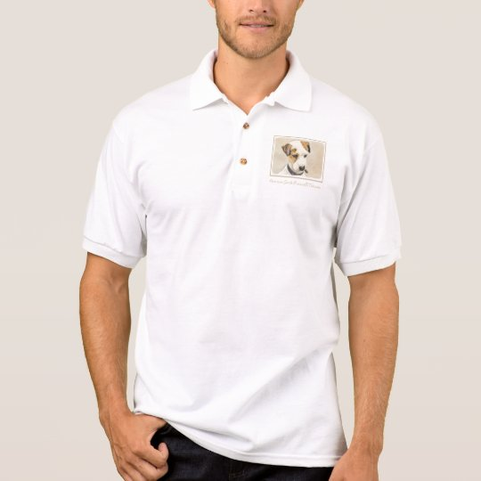 Parson Jack Russell Terrier T-shirt Polo