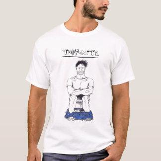 parte dianteira do tombadilho camisetas