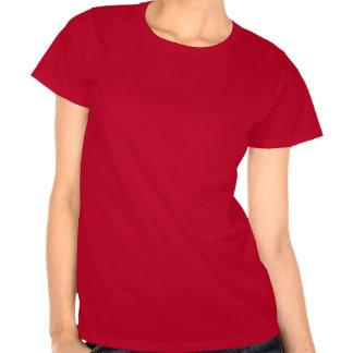 Parte superior festiva do feriado da camisa da acç t-shirts
