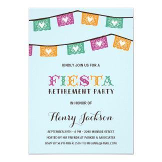 Partido de aposentadoria da festa | do convite 12.7 x 17.78cm