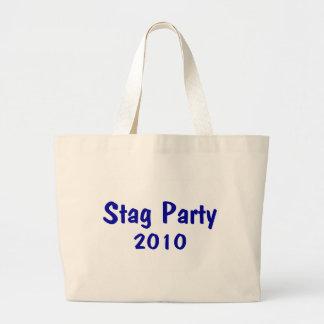 Partido de veado 2010 bolsa para compras