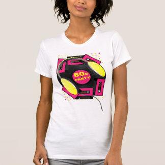 partido do anos 80 tshirts