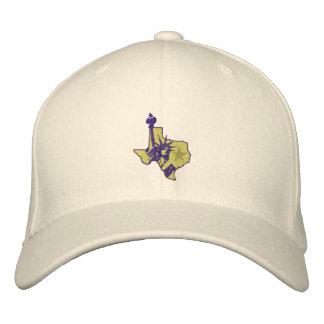 Partido do libertário do chapéu de Texas Boné Bordado