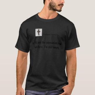 Passagem da camisa da cristandade do campónio o