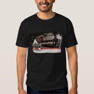 Passagem do transporte público da cidade de Arkham T-shirt