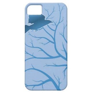 Pássaro azul capa de iPhone 5 Case-Mate