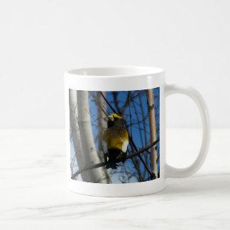 Pássaro Caneca De Café