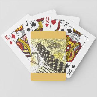 Pássaro do símbolo de Tarot Jogos De Baralhos