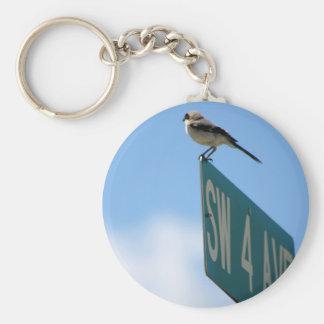 Pássaro na 4o avenida. chaveiro