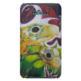 Pássaro soberano de The Sun Capa Para iPod Touch