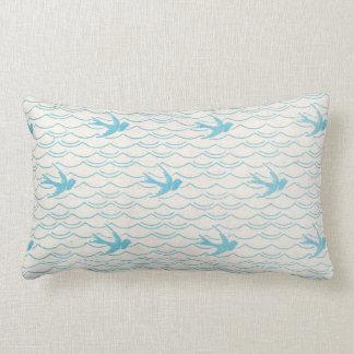 Pássaros da cerceta travesseiros de decoração