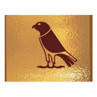 Pássaros do ASSASSINO Cartão Postal