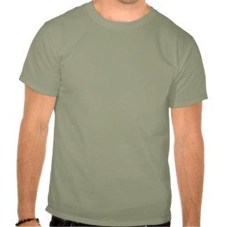 Passeio inoperante do homem do noivo camiseta