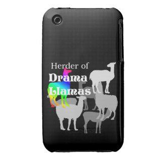 Pastor do lama do drama capinhas iPhone