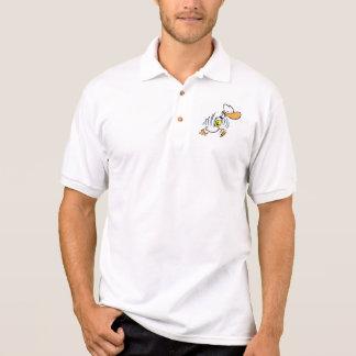 Pato de Ding cómico Camisa Polo
