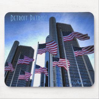 Patriota de Detroit Mousepads