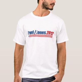 Paul/Jones2012 Tshirt