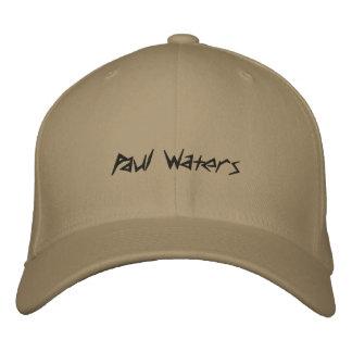 Paul molha o chapéu boné bordado