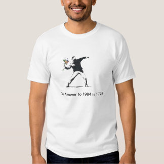 Paz - 1984/1776 t-shirt