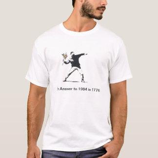 Paz - 1984/1776 tshirt
