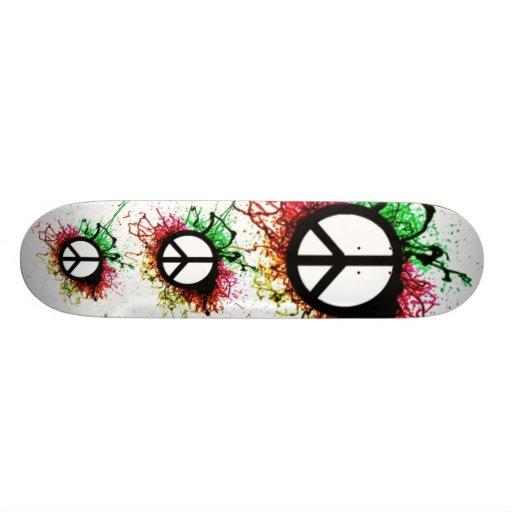 paz de 3 vezes skates