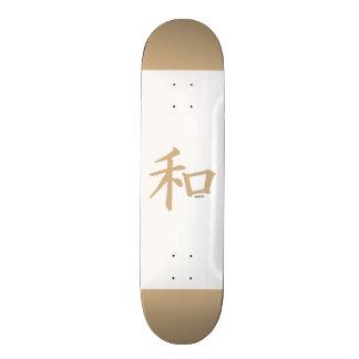 Paz de Tan Brown Skate