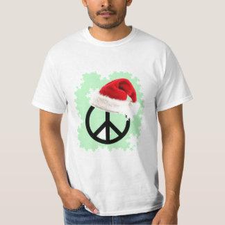 Paz do Natal T-shirt