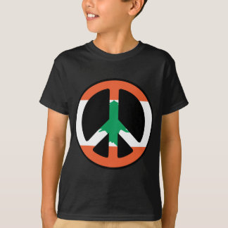 Paz em Líbano Camiseta