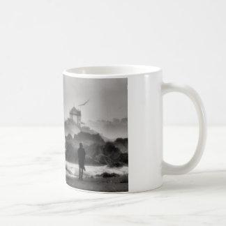 Pedra do senhor caneca de café