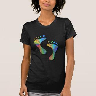 Pegada de Digitas T-shirt