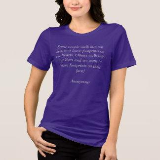 Pegadas Tshirt