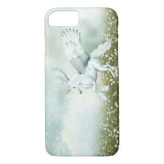 Pegasus nas margaridas capa iPhone 7