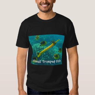 Peixes da trombeta de Havaí Camiseta