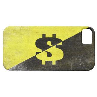 pele do iPhone com a bandeira legal do Anarcho-Cap Capas iPhone 5 Case-Mate