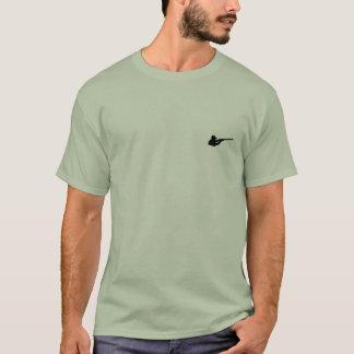Pelotas do lançamento camiseta