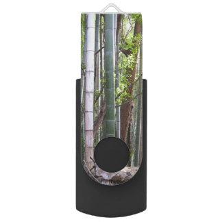 Pen Drive Floresta japonesa do bambu gigante, Sagano, Kyoto,