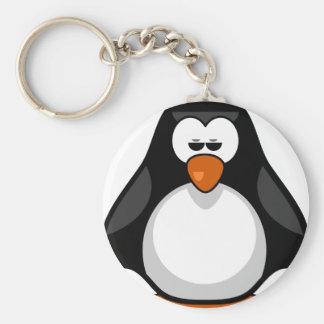 penguin - pinguim chaveiro