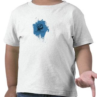 Pense a camisa diferente dos miúdos do tamanho 2 tshirt