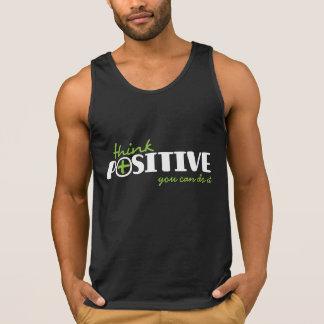 Pense que o positivo pode fazer o t-shirt