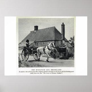 Pensões históricas de Kent, a pensão de Woolpack,  Posters