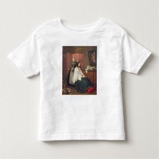 Penteando a Tresses da minha senhora T-shirts