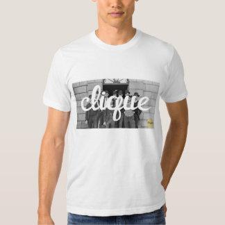 Pequena associação t-shirts